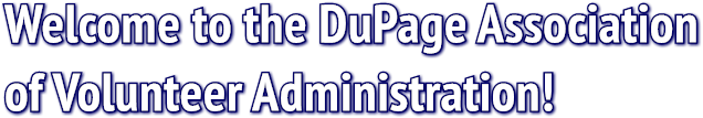 Welcome to the DuPage Association 